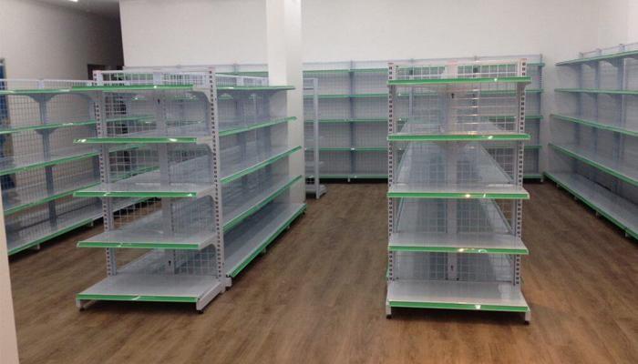 Kệ để hàng siêu thị